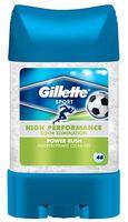 Дезодорант-антиперспирант для мужчин Gillette Power Rush (гель, 70 мл)
