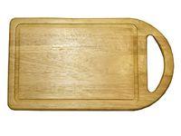 Доска разделочная деревянная (230х405х16 мм; арт. 9/666)