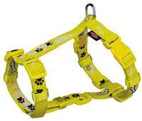 "Шлея для собак ""Modern Art H-Harness Woof"" (размер XS-S, 30-40 см, желтый, арт. 15194)"