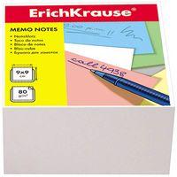 """Бумага для заметок """"Erich Krause"""" (90х90 мм; белая; арт. 2717)"""