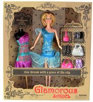 "Кукла ""Glamorous Sariel"" (арт. 5512-3)"