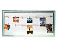 Рамка пластмассовая на 6 фото (арт. KH4080)
