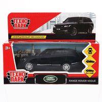 """Модель машины """"Range Rover vogue"""" (арт. VOGUE-BK)"""