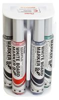 "Набор маркеров для доски ""Maxiflo"" (4 цвета)"