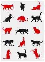 Кошки. Папка-уголок