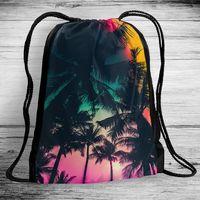"Рюкзак-мешок ""Palms"" (арт. 5)"