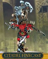 "Миниатюра ""Warhammer FB. Finecast: Skaven Queek Headtaker"" (90-61)"