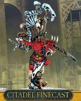 "Миниатюра ""Warhammer FB. Finecast: Skaven Queek Headtaker"" (90-61)"