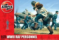 "Набор миниатюр ""Персонал ВВС Великобритании WW.II"" (масштаб: 1/72)"