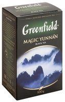 """Чай черный листовой """"Greenfield. Magic Yunnan"""" (100 г)"""