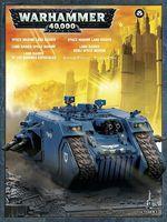 Warhammer 40.000. Space Marines. Land Raider (48-14)