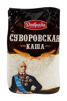 """Рис круглозёрный """"Суворовская каша"""" (700 г)"""