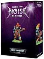Warhammer 40.000. Chaos Space Marine. Noise Marine (43-58)
