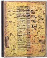 """Записная книжка Paperblanks """"Бальзак. Евгения Гранде"""" в линейку (формат: 180*230 мм, ультра)"""