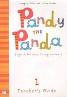 Pandy the Panda: Teacher's Guide 1 (+ CD)
