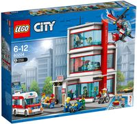"""LEGO City """"Городская больница"""""""