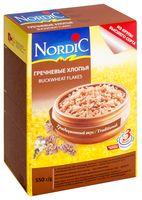 """Хлопья гречневые """"Nordic"""" (550 г)"""