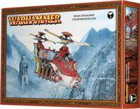 "Набор миниатюр ""Warhammer FB. Dwarf Gyrobomber / Gyrocopter"" (84-13)"