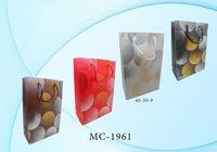 """Пакет бумажный подарочный """"Круги"""" (в ассортименте; 40x30x9 см; арт. МС-1961)"""