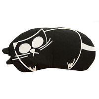 "Маска для сна ""Кошка"" (черная)"