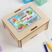 """Деревянная игрушка """"Овощи, фрукты, ягоды"""""""