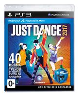 Just Dance 2017 (PS3)
