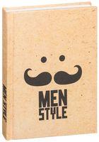 """Блокнот """"Men style"""" (А6)"""