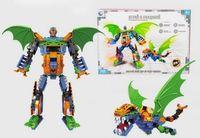 """Конструктор """"Робот-трансформер"""" (258 деталей; арт. TS30101A-05)"""
