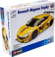 "Модель машины ""Bburago. Renault Megane"" (масштаб: 1/24; арт. 18-25097)"