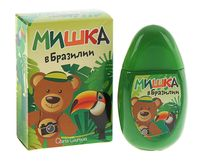 """Душистая вода для детей """"Мишка в Бразилии"""" (50 мл)"""