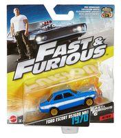 """Модель машины """"Fast&Furios. Ford Escort Rs1600 MK1 1970"""" (масштаб: 1/55)"""