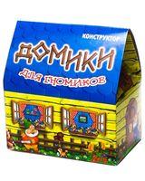 """Конструктор """"Домики для гномиков"""" (62 детали)"""