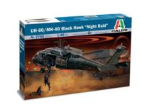 "Сборная модель ""Вертолет UH-60/MH-60 Night Raid"" (масштаб: 1/48)"