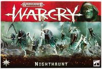 Warhammer Age of Sigmar. Warcry. Nighthaunt (111-35)