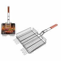 Решетка для барбекю 22139D (31x24x5 см)