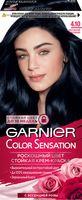 """Крем-краска для волос """"Color Sensation"""" (тон: 4.10, ночной сапфир)"""