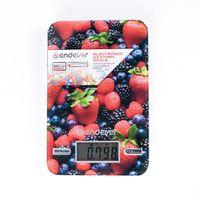 Кухонные весы Endever KS-528 (ягоды)