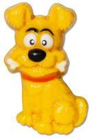 """Форма для изготовления мыла """"Собака с косточкой"""""""