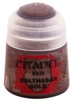 """Краска акриловая """"Citadel Base"""" (balthasar gold; 12 мл)"""