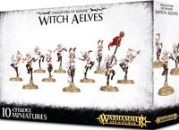 Warhammer Age of Sigmar. Slaves to Darkness. Witch Aelves (85-10)