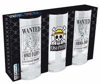 """Подарочный набор """"One Piece"""" (3 шт.; 290 мл)"""