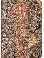 "Записная книжка Paperblanks ""Ирис Морриса"" в линейку (формат: 120*170 мм, средний)"