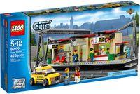 """LEGO City """"Железнодорожная станция"""""""