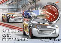 """Альбом для рисования """"Cars"""" (А5; 40 листов)"""