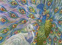 """Набор для вышивания """"Птица счастья"""""""