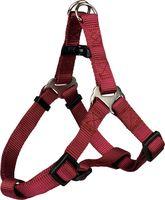 "Шлея ""Premium Harness"" (размер M; 50-65 см; бордовый)"