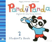 Pandy the Panda: Student's Book 2 (+ CD)