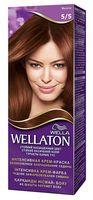 "Крем-краска для волос ""Wellaton. Интенсивная"" (тон: 5/5, махагон)"
