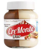 """Паста шоколадно-ореховая """"CreMonte. Duo"""" (400 г)"""