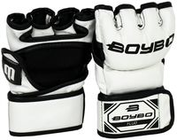 "Перчатки для MMA ""Fluo Flex"" (XXS; белые)"